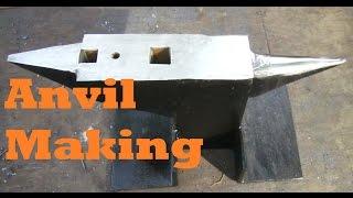 Making A Blacksmith Anvil 2.0