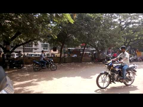 two wheeler driving test in kk-nagar chennai