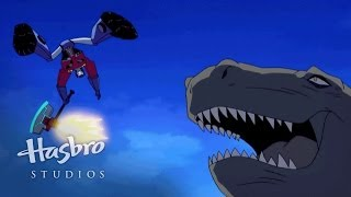 Transformers: Animated The Dinobots