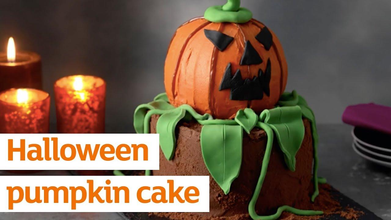 Halloween Cake Recipes Sainsbury