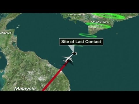 Is Flight 370 still sending signals?