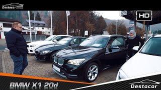 История покупки BMW X1 xDrive 20d xLine в Германии Денис Рем Дестакар