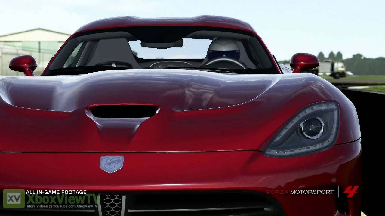 Forza Motorsport 4 - FREE DLC: 2013 SRT Viper Pack (2012) | HD