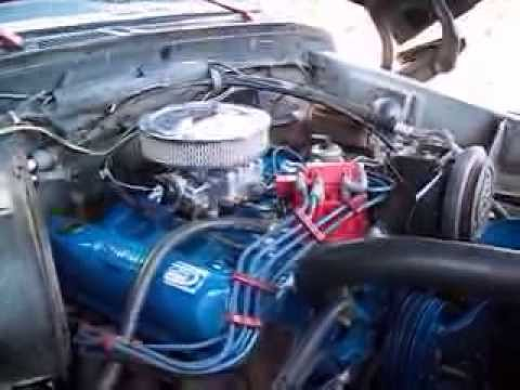 1976 Ford F 250 4x4 Fe 390 Highboy Backyard Resurrection