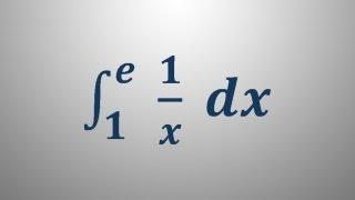 Določeni integral 1