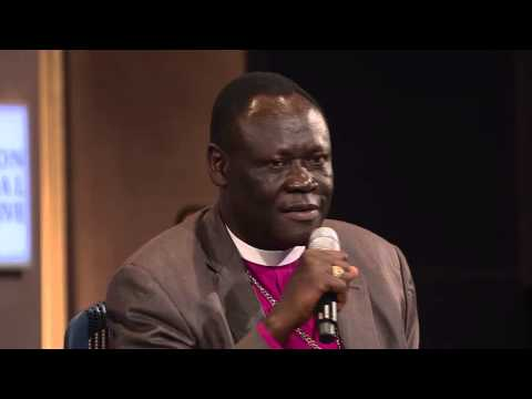 A Conversation with Secretary Hillary Rodham Clinton and Bishop Elias Taban