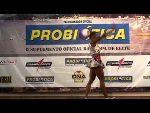 Campeonato Brasileiro de Musculação IFBB - Fitness Coreográfico