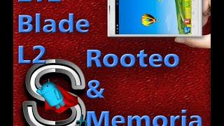Root Y Aumento/Cambio De Memorias Jellybean ZTE Blade