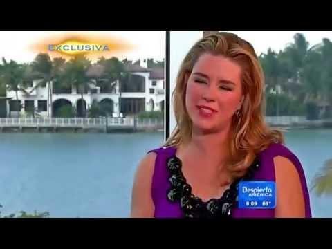 Alicia Machado a Maduro más daño hace el tonto que el malo