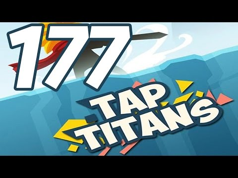 Tap Titans - Gameplay Walkthrough Part 177 - Prestige 27 (iOS, Android)