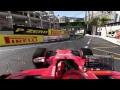 F1 2017 Career mode Season 9 Monaco