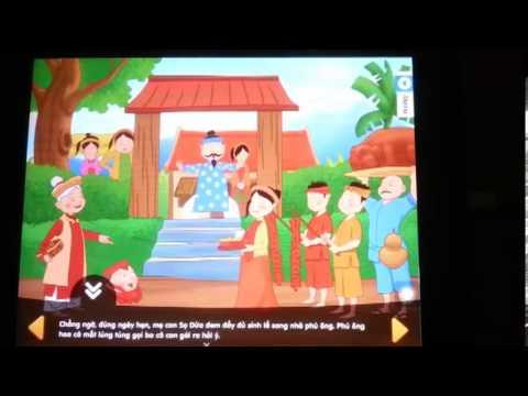 Truyện Cổ Tích Việt Nam Sọ Dừa