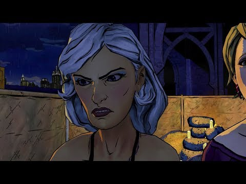 The Wolf Among Us - Ep. 3 - Lily's Funeral