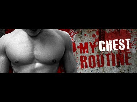 My Chest Workout- Scott Herman