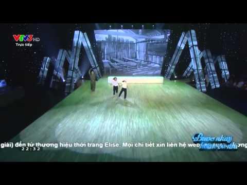 Bước nhảy hoàn vũ Nhí - Phần 2 - 26/9/2014