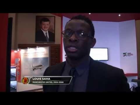 Louis Saha über Manchester United: