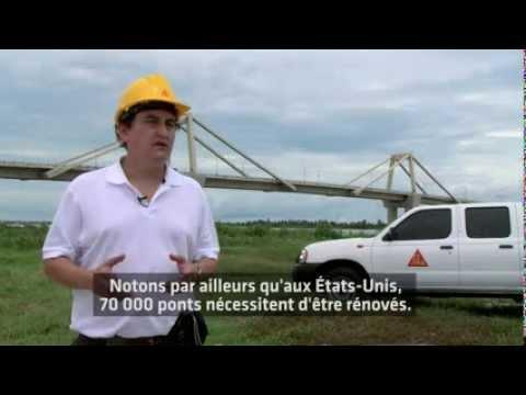 ika - Pont Pumarejo - Renforcement d une artere routiere majeure en Colombie