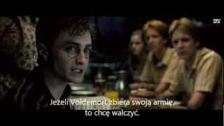 Harry Potter Wszystkie Lata 1 7 Zwiastun HD Napisy PL