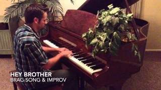 Hey Brother FREE PIANO SHEET MUSIC Avicii