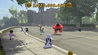 LEGO Marvel Super Heroes Unlocking Spider Man (F.F