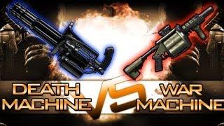 "Black Ops 2 ""War Machine Vs Death Machine"" Battle Of The"