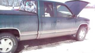 1996 Chevy K1500 350 Vortec Missfire/ Knock