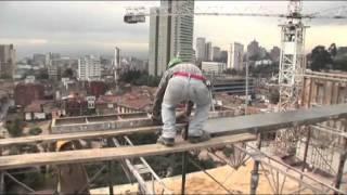 Construcción de una viga de concreto