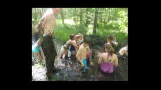 Wisconsin Lions Camp Mud Pit