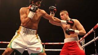 Vijender Singh Defeats Hungary's Alexander Horvath