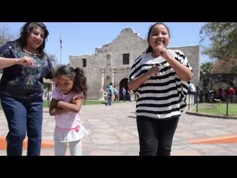 KENS 5 celebrates International Day of Happiness with San Antonio