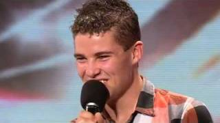 The X Factor 2009 Joseph McElderry Auditions 1 (itv