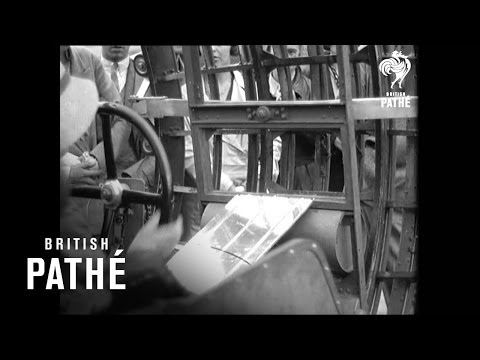 The Dynasphere! Psychotic 1930s Vehicle! [HD]
