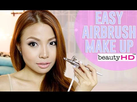 Airbrush Make Up for Beginners (Budget Friendly)