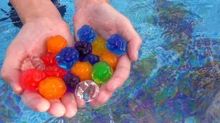 What's inside Giant Orbeez?