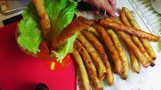Mashed Potato Lumpia (Shanghai) by Luweeh's Tagalog Kitchen