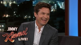 Jason Bateman Ruined the Easter Bunny, Tooth Fairy & Santa Claus for Daughter
