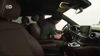 سيارة مرسيدس الفئة V | عالم السرعة
