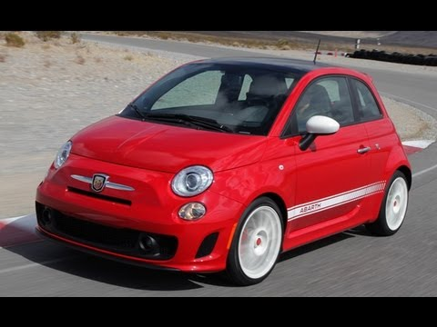 Driven: 2012 Fiat 500 Abarth