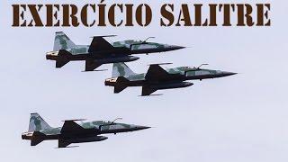 O programa FAB em Ação mostra o exercício Salitre 2014, realizado no Chile com a participação de cinco países. Caças F-5EM da FAB, com o apoio de um avião-tanque KC-130, realizaram missões de defesa aérea ao lado de aeronaves argentinas, chilenas, norte-americanas e uruguaias.