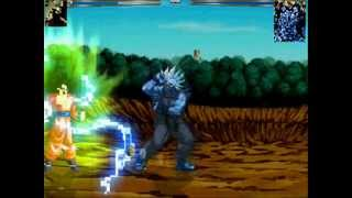 Dragon Ball Af Mugen 2013 Gohan Gameplay