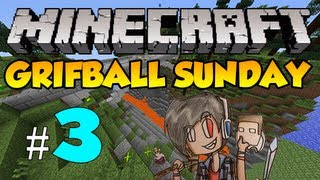 Minecraft: Grifball Sunday! [Episode 3]