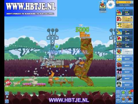 Angry Birds Friends Tournament Level 6 Week 81 (tournament 6) no power-ups