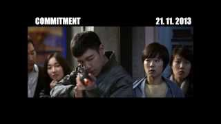 COMMITMENT 2nd Eng Sub Trailer 'Friendship' (Opens 21 Nov