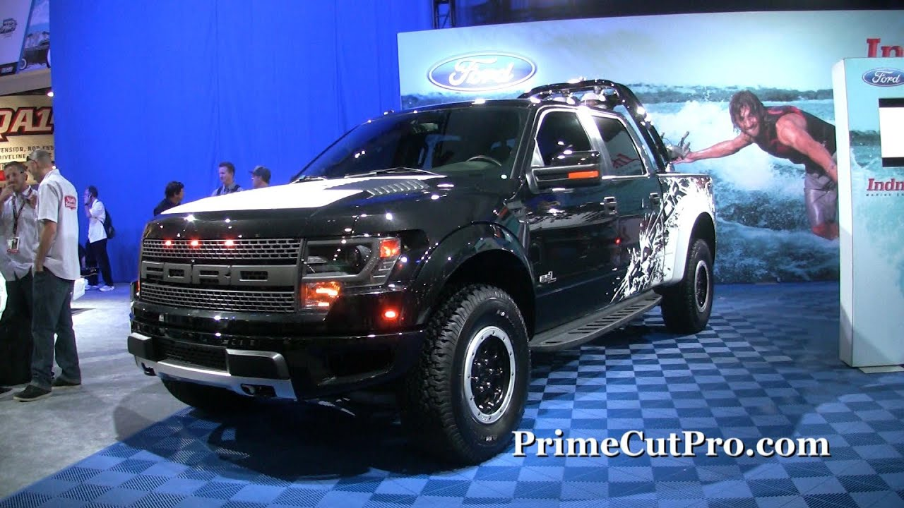 Displaying 17> Images For - 2014 Ford Raptor Special Edition Black...