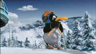 Bernard - Skiing