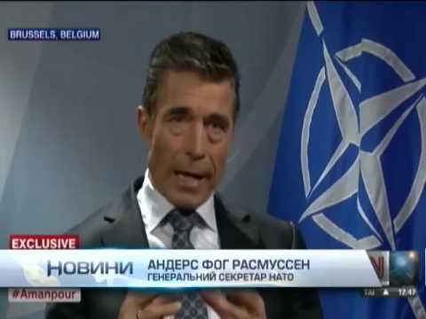НАТО временно приостановит сотрудничество с Россией
