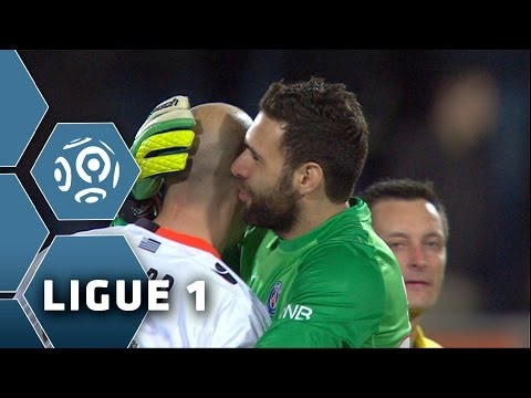 Lorient - PSG in Slow Motion (0-1) - Ligue 1 - 2013/2014