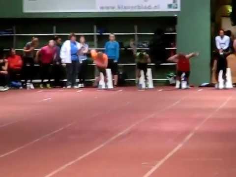 Finale zoetermeer 60 m Mannen 14-1-2011.MOV