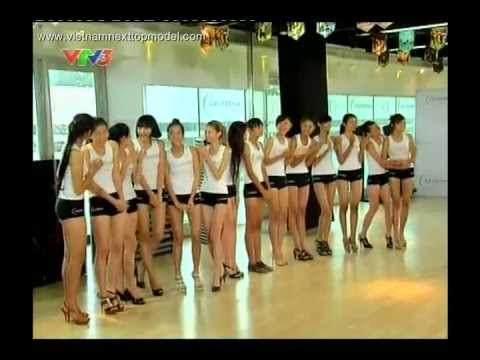 Vietnam's Next Top Model 2011 - Tập 5 (Full)