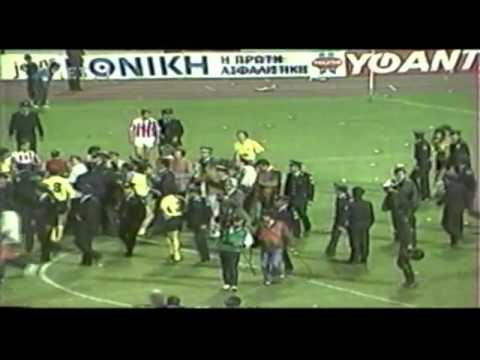 1989 ΟΛΥΜΠΙΑΚΟΣ-ΑΕΚ 0-1 (ΚΑΡΑΓΚΙΟΖΟΠΟΥΛΟΣ)